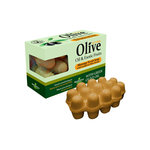 HERBOLIVE Massage Seife Olivenöl & Exotic Fruits 100g