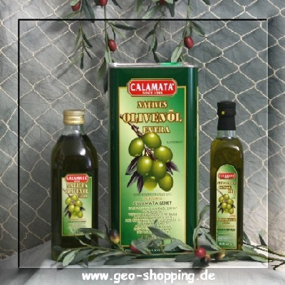 Calamata Olivenöl Extra Natives 750 ml