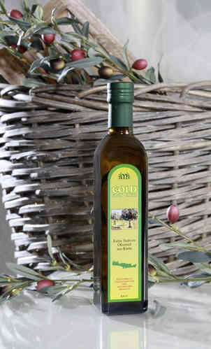 GOLD from Crete Olivenöl Extra Natives 500 ml