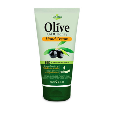 HERBOLIVE Handcreme Olivenöl & Honey 150 ml