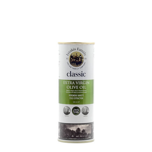 Lyrakis Olivenöl Classic Extra Natives 500 ml