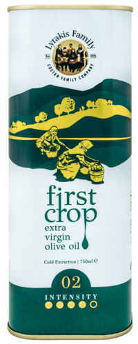 Lyrakis Olivenöl First Crop Extra Natives 750ml