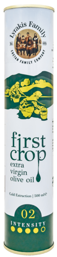 Lyrakis Olivenöl First Crop Extra Natives 500ml